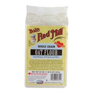 Bob's Red Mill Wholegrain Oat Flour 623g