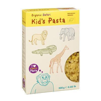 Alb-Gold Organic Kids Safari Pasta 300g