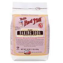 Bob's Red Mill Pure Baking Soda 453g