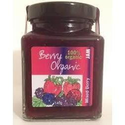 Berry Organic Mixed Berry Jam 250g