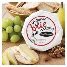 True Organic Camermbert Cheese 200g
