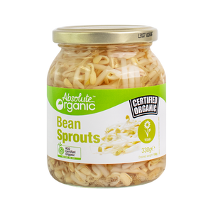 Absolute Organic Bean Sprouts 330g