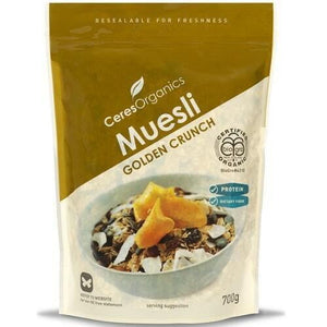 Ceres Organics Bio Muesli Golden Crunch 700g