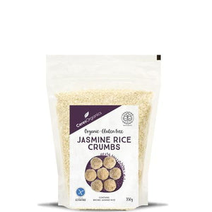 Ceres Organic Jasmine Rice Crumbs 350g