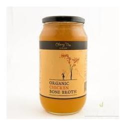 Cherry Tree Organic Chicken Bone Broth 1L