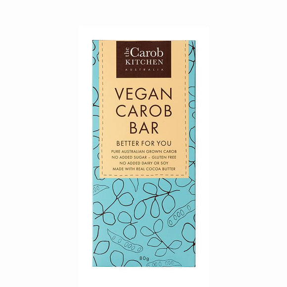 **The Carob Kitchen VEGAN Original Bar - 80g