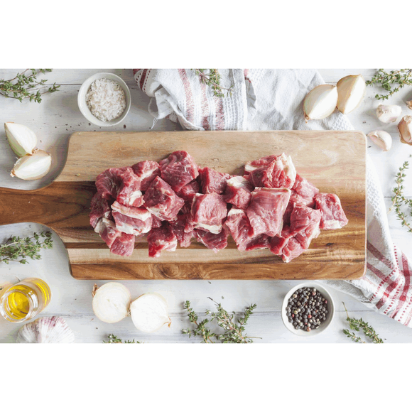 Cherry Tree Organics Beef Chuck Steak 700g approx