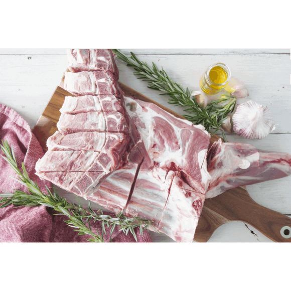 Cherry Tree Organics Lamb Shoulder Bone In - Large 3kg approx