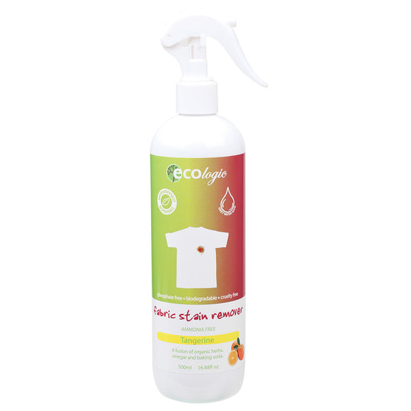 Ecologic Fabric Stain Remover Tangerine - 500ml