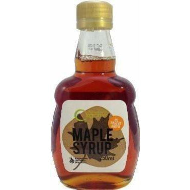 Absolute Organic Maple Syrup 250ml