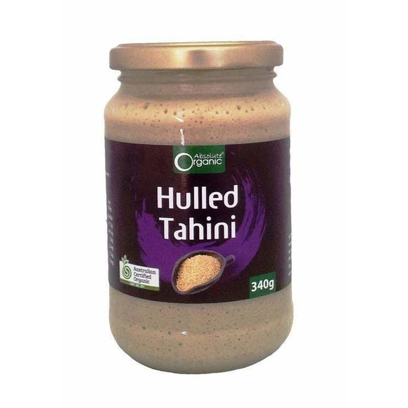 Absolute Organic Hulled Tahini 340g