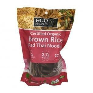 Eco Organics Pad Thai Noodles Brown Rice 200g