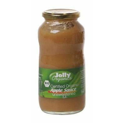 Jolly Organics Apple Sauce 700g