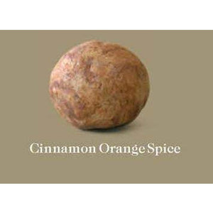 Est Extra Virgin Olive Oil Soap Ball Cinnamon Orange Spice (Small) 95g