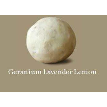 Est Extra Virgin Olive Oil Soap Ball Geranium Lavender Lemon (Small) 95g