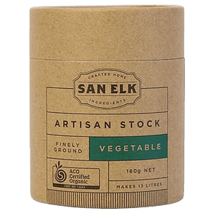 San Elk Artisan Vegetable Stock 160g