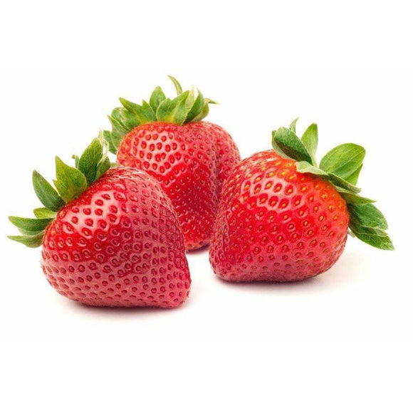 Organic 2nds Strawberries 500g