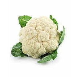 Organic Cauliflower each