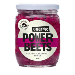 Gaga's Organic Power Beets 450g