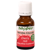 Hopper Natural Colouring RED 20g