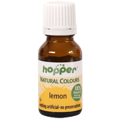 Hopper Natural Colouring YELLOW 20g