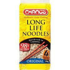 Changs Long Life Noodle 250g