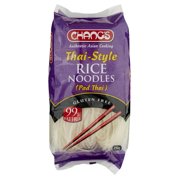 Chang's Pad Thai Rice Noodles 250g