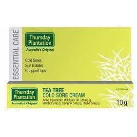 Thursday Plantation Cold Sore Cream 10g