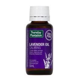 Thursday Plantation Lavender Oil 100% Pure 50ml