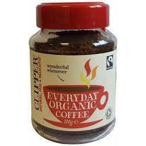Clipper Coffee Instant Every Day (Rich Roast) 100g