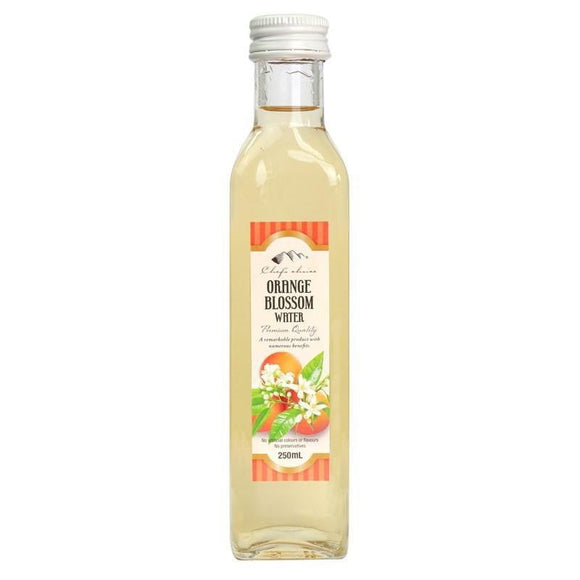Chef's Choice Orange Blossom Water 250ml