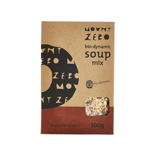 Mount Zero Bio-Dynamic Soup Mix 500g