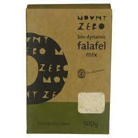 Mount Zero Bio-Dynamic Falafel Mix 500g