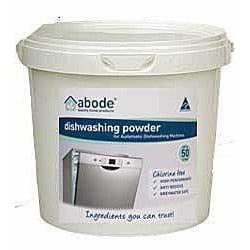 Abode Natural Dishwashing Powder 5kg