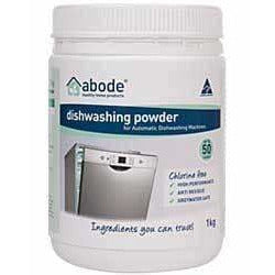 Abode Natural Dishwashing Powder 1kg