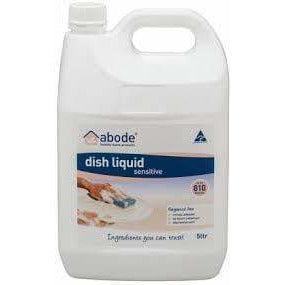 Abode Natural Dishwashing Zero 5L