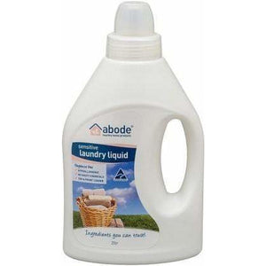 Abode Natural Laundry Zero Sensitive 2L