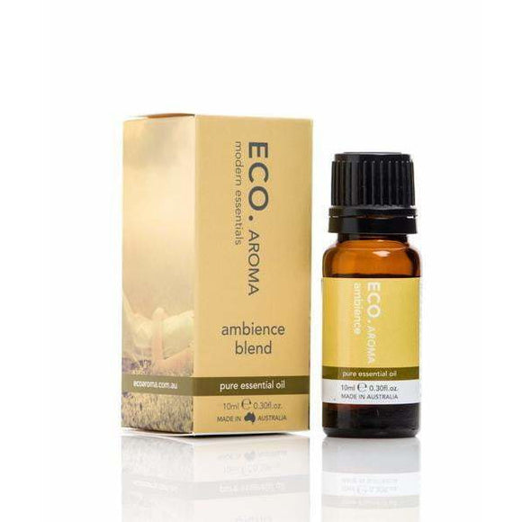 Eco Aroma Essential Oil Blend Ambience 10ml (RRP $16)