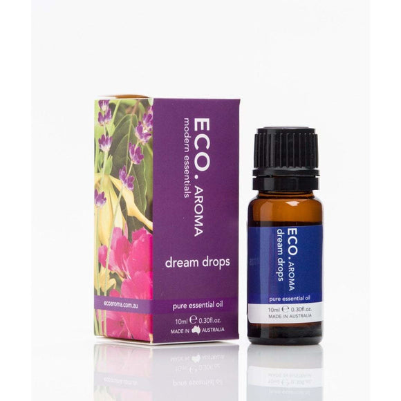 Eco Aroma Essential Oil Blend Dream Drops 10ml (RRP $21)