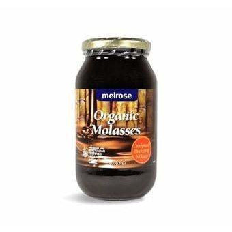 Melrose Organic Black Strap Molasses 600g