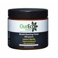 OurEco Home BiCarb Cleaning Paste Lemon Myrtle 550g
