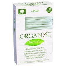 Organyc Beauty Cotton Buds 200pcs