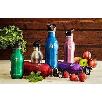 H2Onya Stainless Steel Bottle 500ml (Blue)