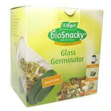 A.Vogel bioSnacky Glass Germinator