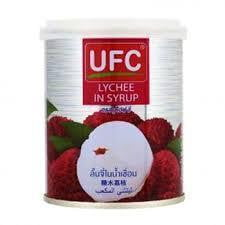 UFC Lychees in Syrup 565g