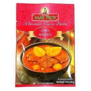 Mae Ploy Massman Curry Paste 50g