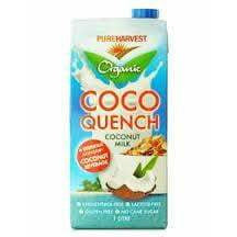 CocoQuench Organic Coconut Milk 1L