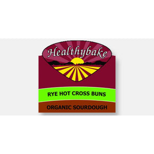 HB Organic Rye Hot Cross Buns (6)