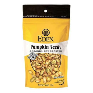 Eden Organics Roasted Pumpkin Seeds 113g