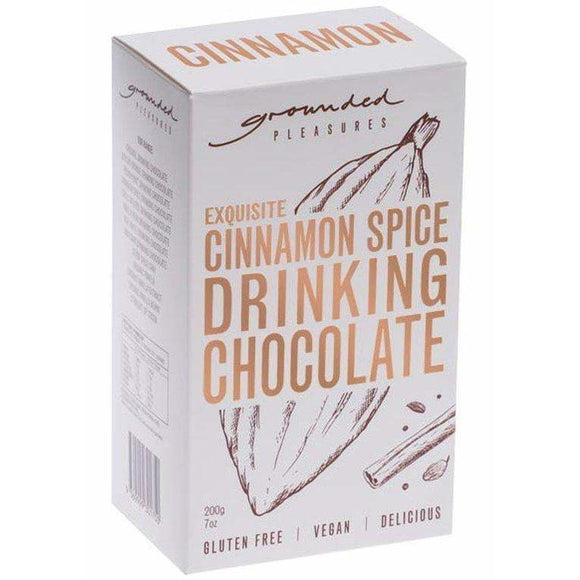 Grounded Pleasures Spiced Cinnamon Drinking Chocolate 200g